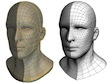 Sketch-Based Generation and Editing of Quad Meshes