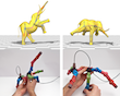 Tangible and Modular Input Device for Character Articulation