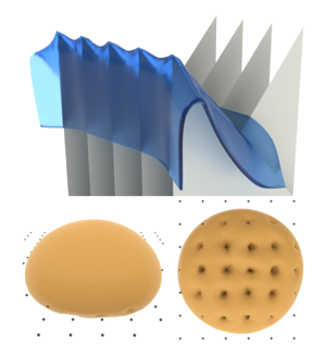 Incremental Potential Contact: Intersection- and Inversion-free, Large-Deformation Dynamics