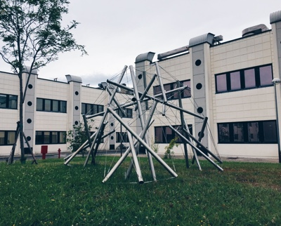 Position-Based Tensegrity Design