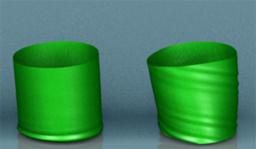 Cubic shells