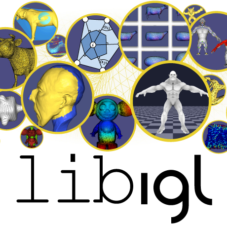 Libigl: Prototyping Geometry Processing Research In C++