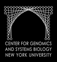 Center for Genomics and Systems Biology logo