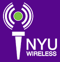 NYU WIRELESS logo