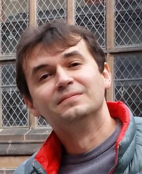Yuri Bakhtin.  JPG Image