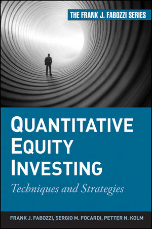 Quantitative equity trading strategies